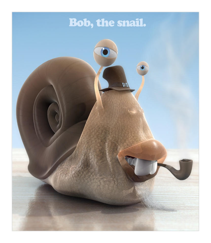 bob the snail 9