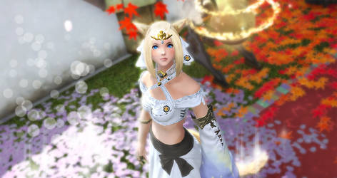 FFXIV Ingame Character by Zenonmyst