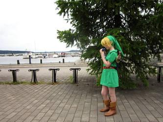 The Legend Of Zelda - Link by Mytho-xx
