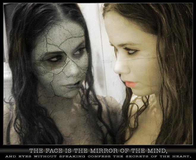 Mirror of the Mind v2 by happymaskman