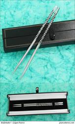 Chopchopchopsticks by Logan Pearce
