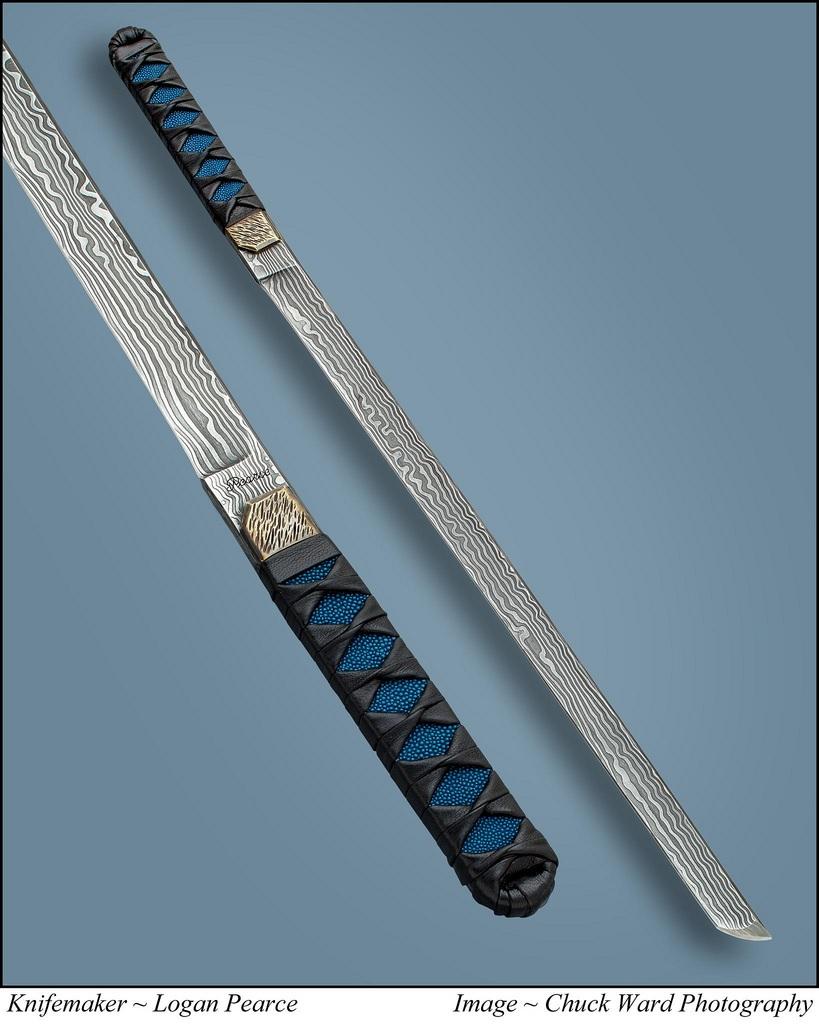 Tenkai Sword by Logan-Pearce