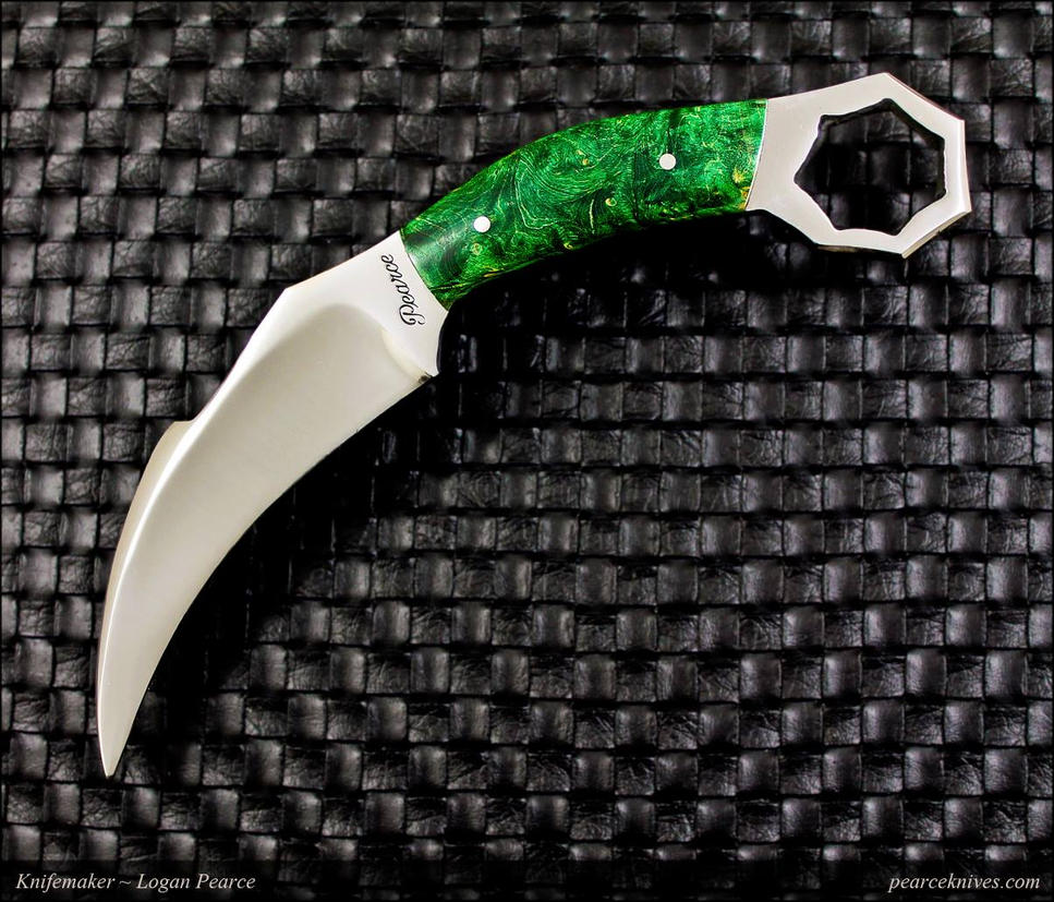 Green Splinter Cell by Logan-Pearce