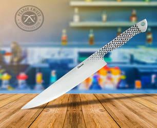 Horseshoe Rasp Kitchen Knife by Logan-Pearce