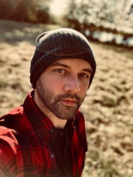 Logan Pearce Selfie