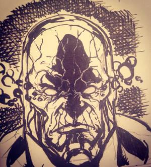 Darkseid sketch