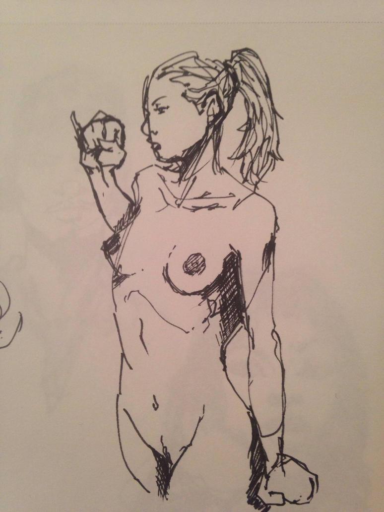Female form by larthosgrr8