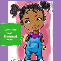 Childrens book ad