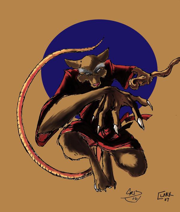 Master Splinter. Hamato Yoshi (Origins.ROH Canon) Master_splinter_by_larthosgrr8