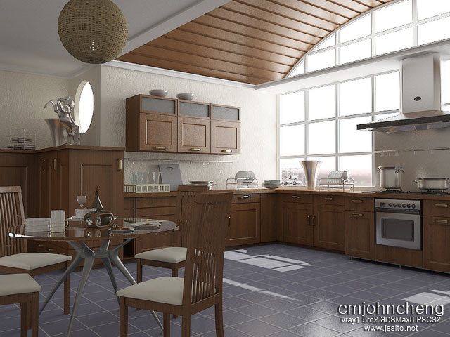 Kitchen by cmjohncheng
