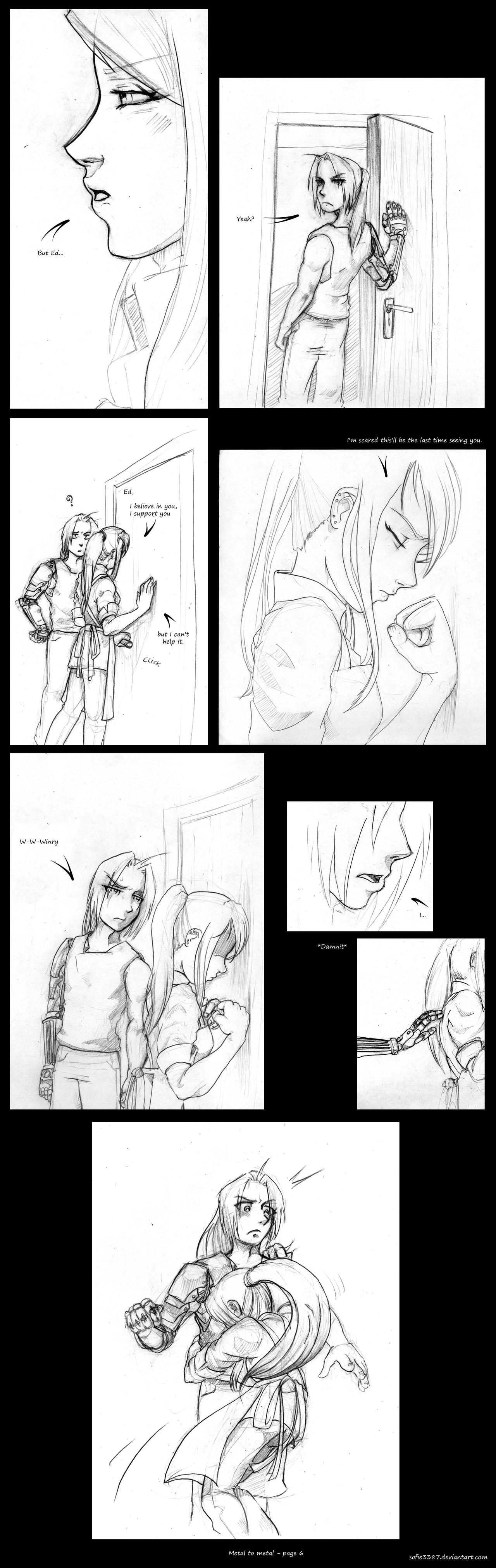 FMA: EdWin: Metal to metal page 6 by Sofie3387