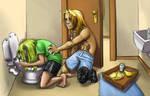 FMA: Edwin: morning sickness