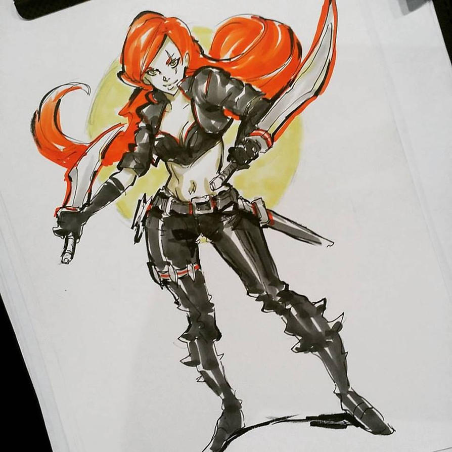 Katarina by WhiteLeyth