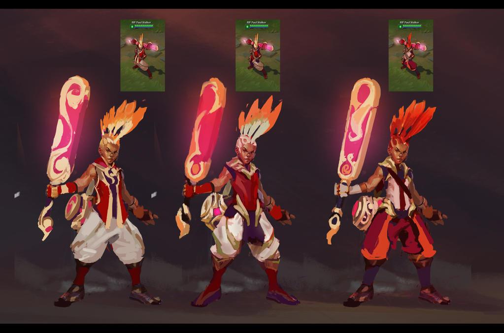 Phoenix Ekko by WhiteLeyth