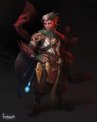 Keeper Caelum: The dragon charmer