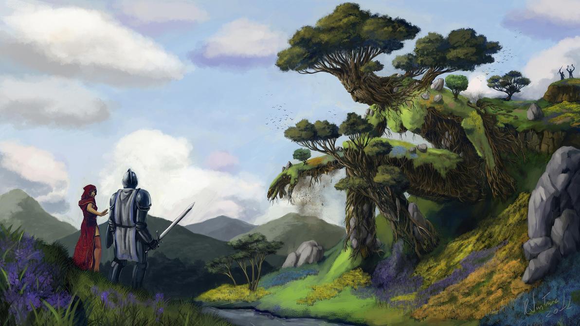 RIFT - Life Colossus by rafaelventura