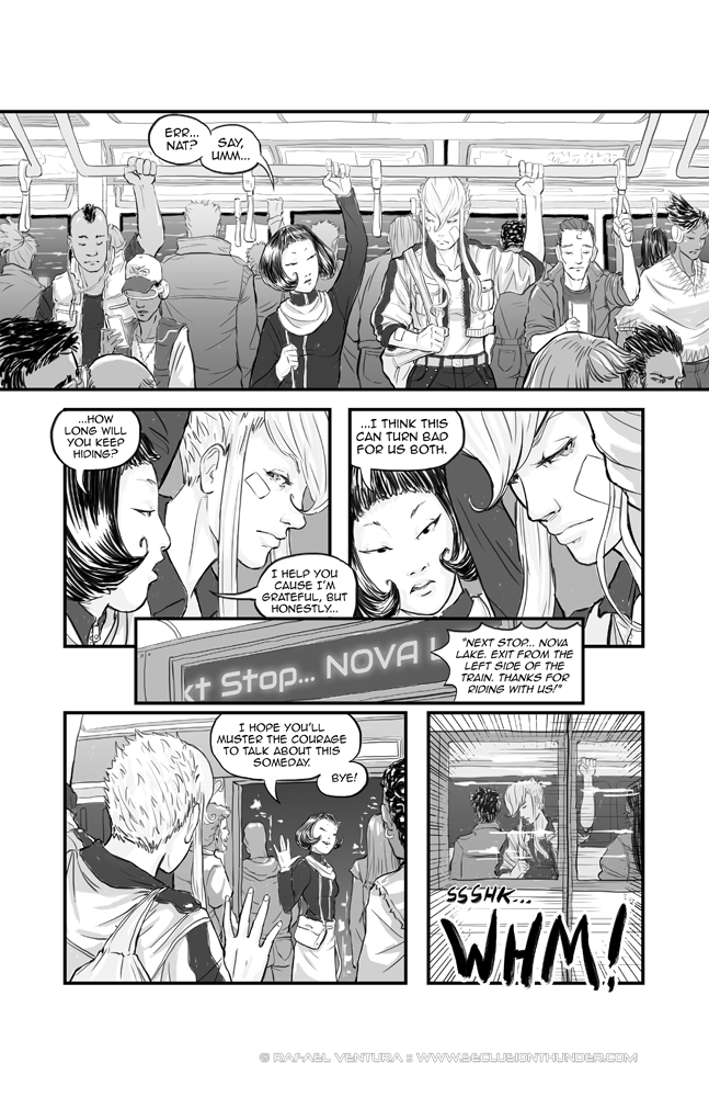 Seclusion Thunder vol1 page14 by rafaelventura