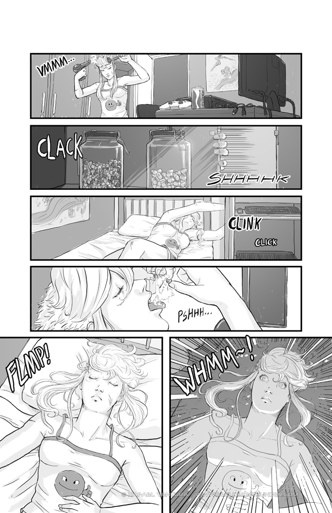 Seclusion Thunder vol1 page17 by rafaelventura