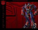 Optimus Prime Movie Style