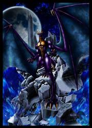 Vengeful dragonkin by Elithan