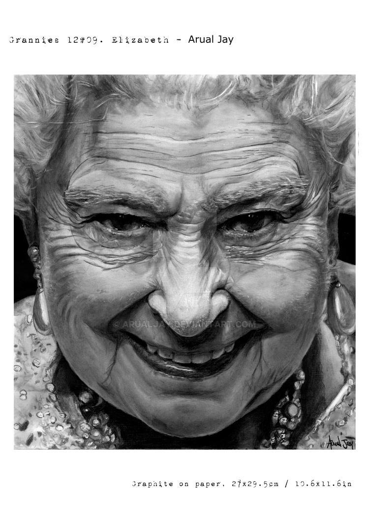 Grannies12#09. Elizabeth by ArualJay