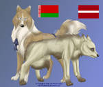 APH Wolfinized: Belarus+Latvia