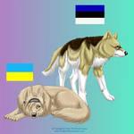 APH Wolfinized:Estonia+Ukraine