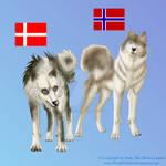 APH Wolfinized: Denmark+Norway