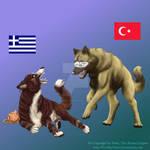 APH Wolfinized:Greece n Turkey