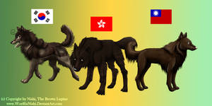 APH-W: Korea+Hong Kong+Taiwan