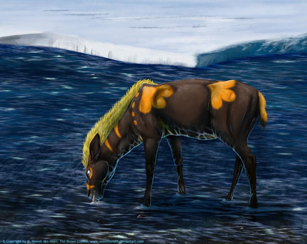 Mistress of the Wild by WoelfinNishi