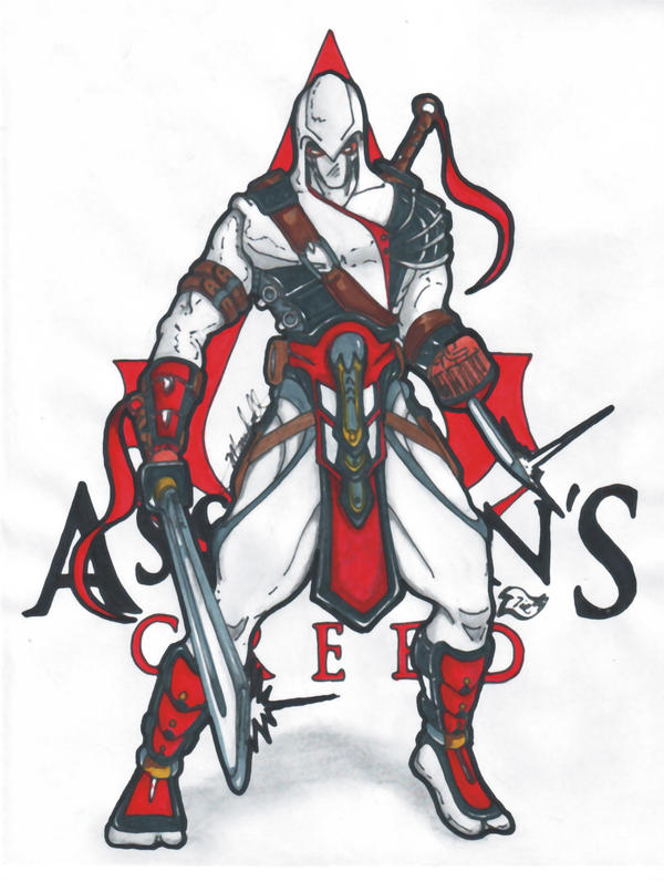 Assassin S Creed Ninja By Agent19xs On Deviantart