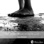 Light unto my feet