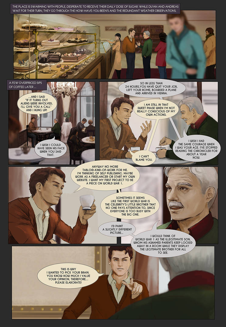 The Assassination of Franz Ferdinand 1 - Page 35 by centrifugalstories
