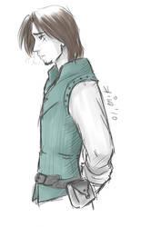 TANGLED: Flynn by Kiwa007