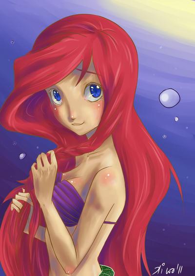 Ryky S Scenery Tutorial: :Ariel For Ryky: By Kiwa007 On DeviantArt