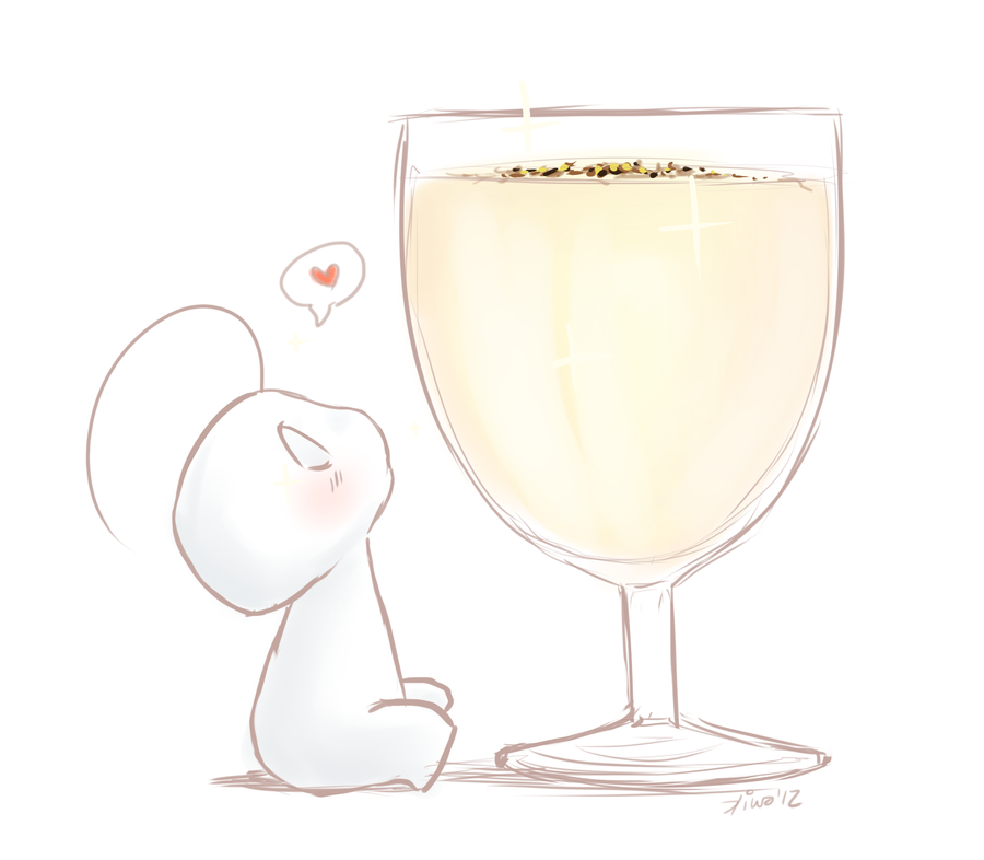 sup, eggnog by Kiwa007