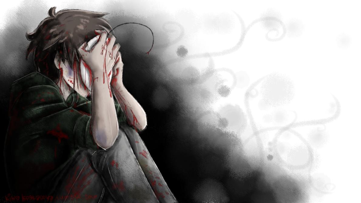 Cry: Despair by Kiwa007