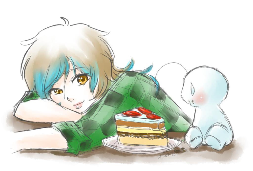 Cake by Kiwa007