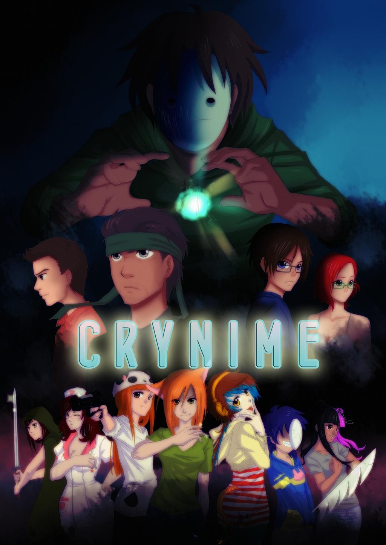 Crynime Poster by Kiwa007