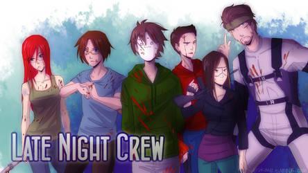 Late Night Crew by Kiwa007
