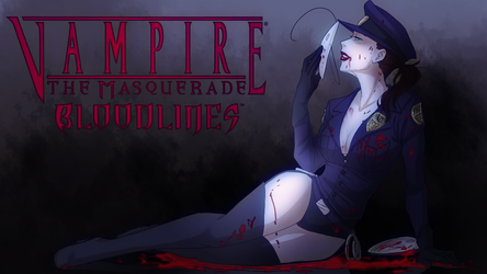 Cry Plays: Vampire The Masquerade - Bloodlines
