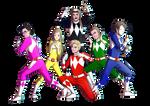 YT: Power Rangers