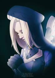 Mercy: Pray by Kiwa007