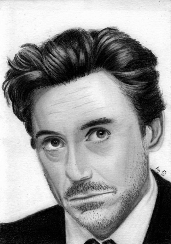Robert Downey Jr. by Andune88