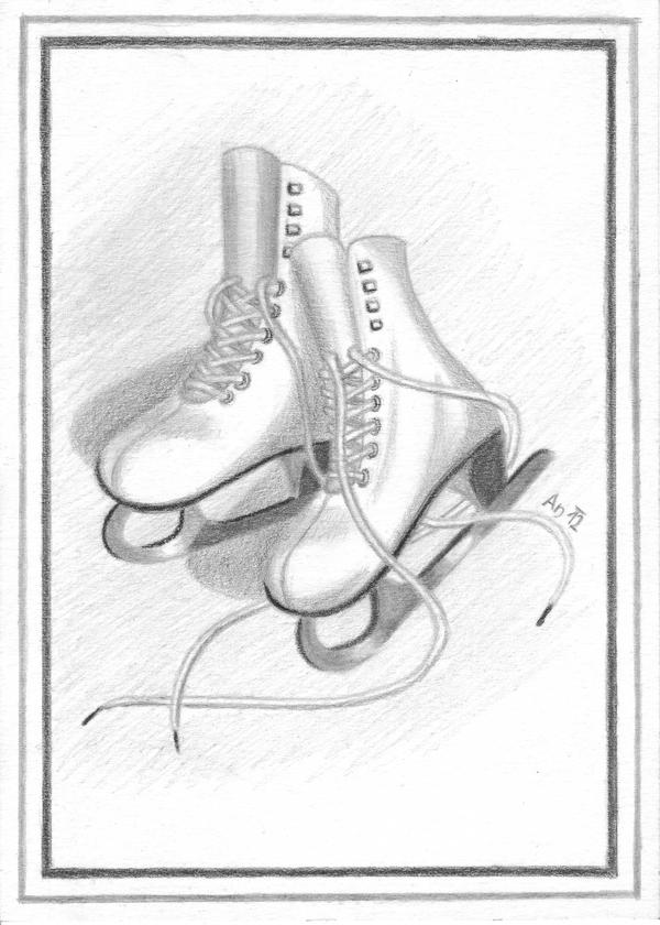Ice skates by Andune88