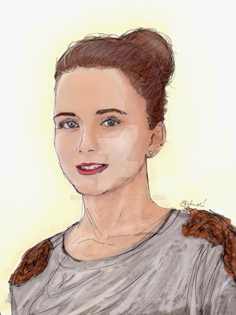 Marie Audrey by sdybowski