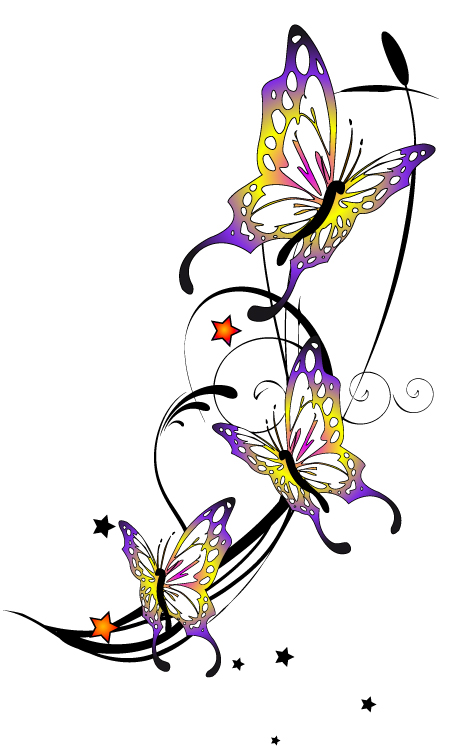 butterfly tatt2butterfly by dosenbierDing