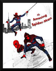 Spider-Man Concept by Lpsalsaman
