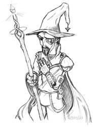 Cybarlock (Sketch) by sgnaFP